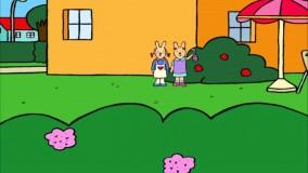 کارتون های شبکه نهال - کارتون خرگوش های بازیگوش قسمت 35