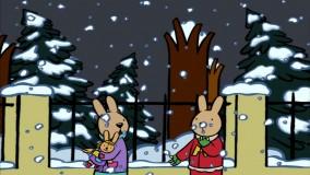 کارتون های شبکه نهال - کارتون خرگوش های بازیگوش قسمت 22