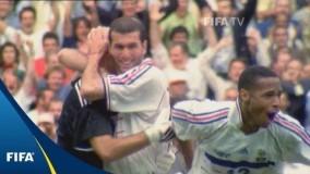 دانلود رسیدن فرانسه به جام 98