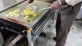 دستگاه تولید زولبیا سنتی