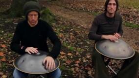Hang Massive - Once Again - 2011 ( hang drum duo ) ( HD ) هنگ درامز