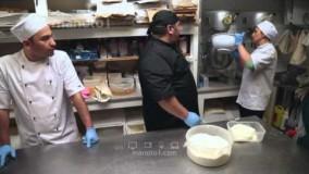 طرز تهیه کیک یزدی خانگی