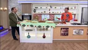 آموزش پخت کیک یزدی با سید مهدی حسینی