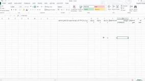 آموزش مفاهیم و فرمولنویسی در Excel