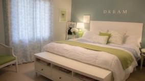 دکوراسیون منزل در عید- تغییر اتاق خواب