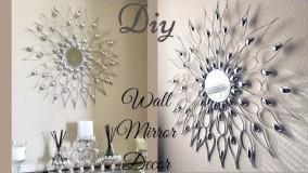 ایده های فوری برای تغییر دکوراسیون عید با آینه های دیواری