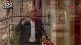 فیلم/ ماجرای باجناق شدن خسرو حیدری و امید ابراهیمی