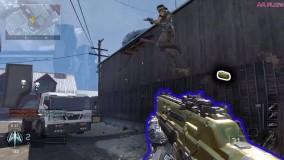 گیمپلی بازی call of duty black ops 3 روی xbox 360