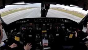 CRJ 200 کابین هواپیما