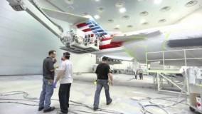 ساخت هواپیمای CRJ