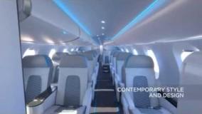 طراحی سری جدید هواپیما سی جی آر
