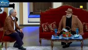 مصاحبه مهران مدیری با اکبر عبدی در دورهمی