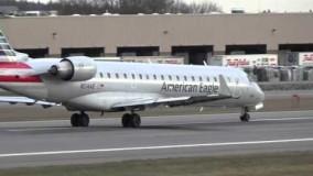 تیک آف هواپیما CRJ-700, Takeoff