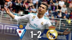 Eibar vs Real Madrid 1-2 - All Goals & Extended Highlights - La Liga
