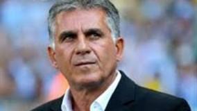 عملکرد تحسین برانگیز کارلوس کی روش با تیم ملی فوتبال ایران
