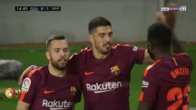 Malaga vs Barcelona 0-2 / Extended Highlights/ La Liga 10/03/2018