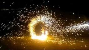 چهارشنبه سوری نماشا-چهارشنبه سوری در طالقان