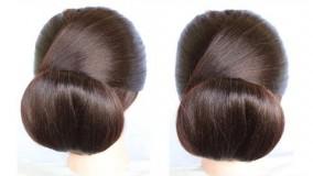 مدل شینیون برای موهای کوتاه-مدل مو زنانه اسان
