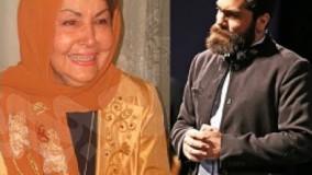 یک آهنگ دو اجرا(52)...غروب کوهستان  ..  بانو ناهید -- علی زند وکیلی