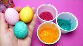 اموزش رنگ کردن تخم مرغ