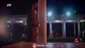 فیــلم اجرای زنده و محشر محمد اصفهانی درکنار مقبره حافظ