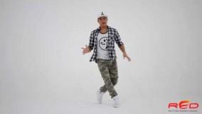 رقص زومبا-زومبا برای آقایان