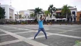 آموزش رقص زومبا-فیلم آموزش زومبا رایگان