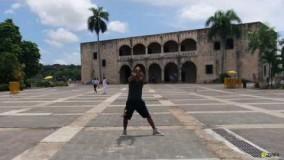 آموزش رقص زومبا-اموزش رقص زومبا با عکس
