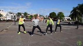 آموزش رقص زومبا-آموزش زومبا قسمت اول