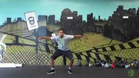 آموزش رقص زومبا-دانلود آموزش فیتنس زومبا