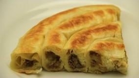 تهیه بورک سیب زمینی ترکی بدون نیاز به فر