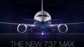Boeing's new 737 MAX/ تیزر
