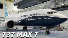 The FIRST 737 MAX/ اولین رونمایی