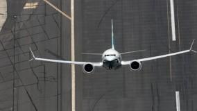 Boeing's 737 MAX / لندینگ