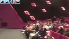 فیلم/ شوخی جالب حاتمی کیا با شیرازی ها / بیشتر داعشی های ما هم شیرازی بودند!