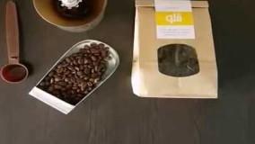 طرز تهیه قهوه اسپرسو با قهوه جوش روگازی
