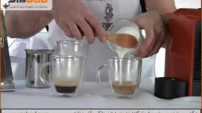 راحت ترین راه برای درست کردن کافه لاته یا کاپوچینو