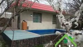 فروش باغ ویلا نقلی سند6دانگ در ملارد کد1277