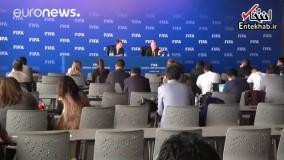 فیلم/ تصمیم تاریخی فیفا؛ از «ویدیو چک» در جام جهانی روسیه استفاده میشود