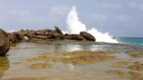 سواحل زیبای مکران در چابهار -Chabahar