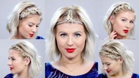درست کردن موی کوتاه-مدل موی زنانه و دخترانه