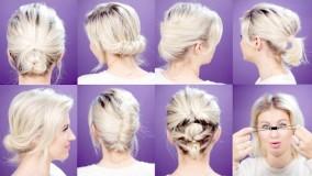 درست کردن موی کوتاه-مدل مو زنانه جدید 2018