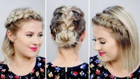 درست کردن موی کوتاه-بافت مو کوتاه