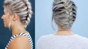 درست کردن موی کوتاه-مدل آرایش موی کوتاه