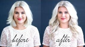 درست کردن موی کوتاه-اکستنشن