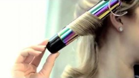 ارایش موهای کوتاه-مدل موی باز اتو شده