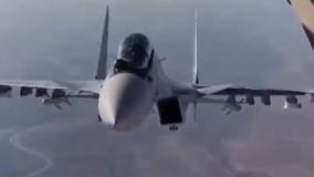 ویدیو/ ایلوشین و سوخو/ نیروی هوایی روسیه