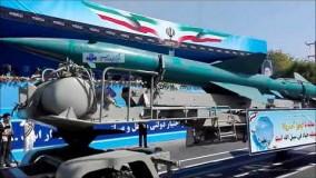 هفته دفاع مقدس رژه نیروهای مسلح در بندرعباس