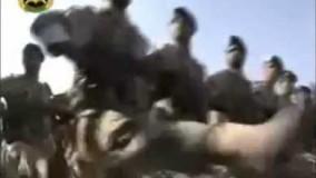 تکاوران ارتش جمهوری اسلامی ایران