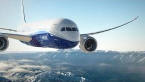 اولین پرواز بوئینگ787